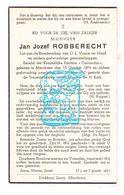 DP Jan Jozef Robberecht ° Merchtem 1874 † 1947 / Fanfare Concordia - Images Religieuses