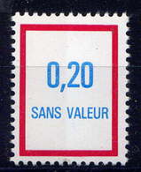FRANCE - F242** - FICTIF EMISSION 1989 - Phantomausgaben