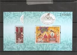 Thailande ( BF 99 I / 100 I XXX -MNH) - Thailand