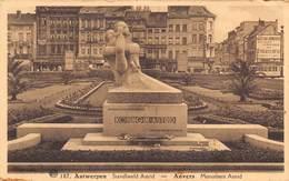 Antwerpen Anvers  Standbeeld Astrid I   Barry 3362 - Antwerpen