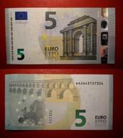 GERMANY GERMANIA 5 EURO 2013 DRAGHI SERIE WA 2643157324 W001F1 UNC FDS - 5 Euro