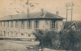I196 - 38 - OYEU - Isère - L'Usine - Otros Municipios