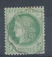 N°53 CACHET CONVOYEUR - 1871-1875 Ceres