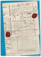 ITALIE - Bulletin Expédition - MILANO Pour GRENOBLE Par SUSA -1870 - Otros