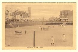 A0503[Postkaart] Westende - Le Tennis (Star) - Westende