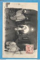 TUNISIE - Txt Intéressant - YT#32 S/CPA De SOUSSE - 1911 - Tunisia (1888-1955)