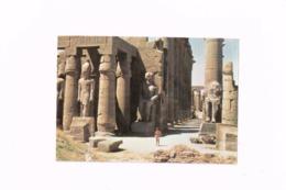 Temple Of Louxor. - Luxor