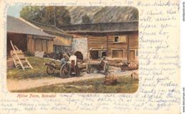 CPA - NORWAY - NORVEGE - NORGE, Romsdal, Halsa Farm, 1903 - Noruega