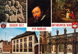 Antwerpen Anvers Siegen 1577 P.P. RUbens  Antwerpen 1640    Barry 3402 - Antwerpen