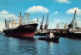 Antwerpen Anvers Escaut  Sleepboot Haven Havenkraan       Barry 3416 - Antwerpen