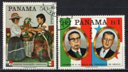 PANAMA - 1968 - AMICIZIA TRA PANAMA E MESSICO - USATI - Panama