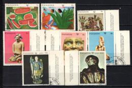 PANAMA - 1968 - ARTE MESSICANA - USATI - Panama