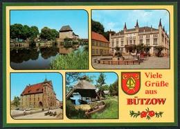 D0584 - TOP Bützow - Bild Und Heimat Reichenbach Qualitätskarte - Bützow
