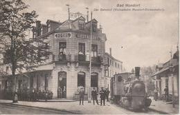 MONDORF LES BAINS - LE JEANGENSCHEN VICINALBAHN NACH THIONVILLE - SUPERBE - Mondorf-les-Bains