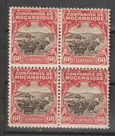 COMPANHIA DE MOÇAMBIQUE CE AFINSA 148 - QUADRA NOVA - Mozambique