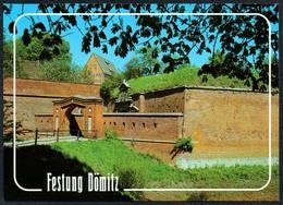 D0604 - TOP Dömitz Festung - Bild Und Heimat Reichenbach Qualitätskarte - Dömitz