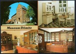 D0607 - TOP Dömitz Museum - Bild Und Heimat Reichenbach Qualitätskarte - Dömitz
