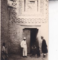 TOZEUR TUNISIE  1923   Photo Amateur Format Environ 5,5 X 7,5 Tirage Années '30 - Lieux