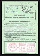 50502 Libourne Gironde Distributeur Ordre De Reexpedition Definitif France - France