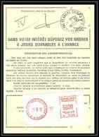 50503 Val Saint-André Bouches Du Rhone Distributeur Ordre De Reexpedition Temporaire France - France