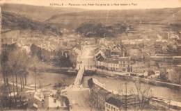 AYWAILLE - Panorama Vers Awans.  Vue Prise De La Meid Devant Le Pont - Aywaille