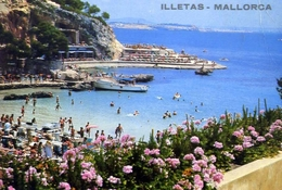 Illetas - Mallorca - Formato Grande Viaggiata – E 14 - Sin Clasificación
