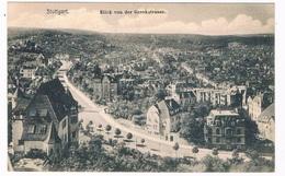 D-10148   STUTTGART : Blick Von Der Gerokstrasse - Stuttgart