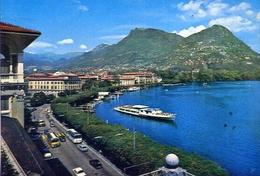 Lugano - Formato Grande Non Viaggiata – E 14 - Sin Clasificación