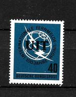 LOTE 1948  ////  ALEMANIA FEDERAL 1965  YVERT Nº: 337 **MNH - Nuevos
