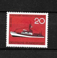 LOTE 1948  ////  ALEMANIA FEDERAL 1965  YVERT Nº: 339 **MNH - Nuevos