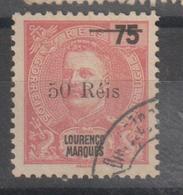 LOURENÇO MARQUES CE AFINSA 51 - USADO - Lourenco Marques