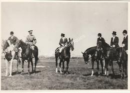 Départ Du Championnat De Cheval De Chasse - Le Zoute Août 1934 - Lt De Walckiers Sur French Cancan - Sports