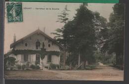 Forêt De Sénart - Carrefour De La Souche [ Maison Forestière ] - Zonder Classificatie