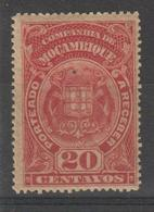 COMPANHIA DE MOÇAMBIQUE CE AFINSA  PORTEADO 39 - NOVO - Mozambique
