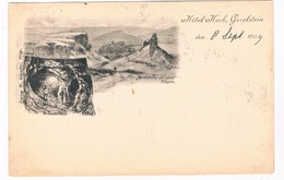 D-10160   GEROLSTEIN : Hotel Heck - Im Buchenloch / Gerolstein Und Seine Felsen - Gerolstein