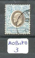 AOB Et O YT 132 En Obl - Herrschaften Von Ostafrika Und Uganda