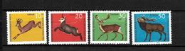 LOTE 1949  ////  ALEMANIA FEDERAL 1966  YVERT Nº: 364/367**MNH   CATALOG.2014/COTE: 1.75€ - Nuevos