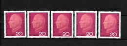 LOTE 1949  ////  ALEMANIA FEDERAL 1966  YVERT Nº: 363**MNH   CATALOG.2014/COTE: 1.75€ - Nuevos