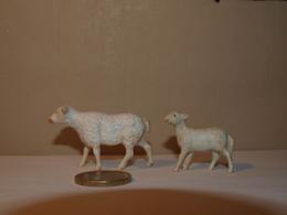 Mouton Et Agneau Starlux? Années 60 - Starlux