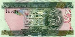 SOLOMON ISLANDS=N/D    2  DOLLARS     P-25        UNC - Solomon Islands