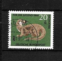 LOTE 1950  ////  ALEMANIA FEDERAL 1967  YVERT Nº: 415  CATALOG.2014/COTE: 1€ - [7] República Federal