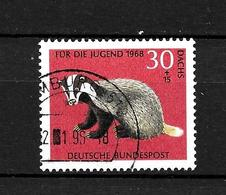 LOTE 1950  ////  ALEMANIA FEDERAL 1967  YVERT Nº: 416  CATALOG.2014/COTE: 1,50€ - [7] República Federal