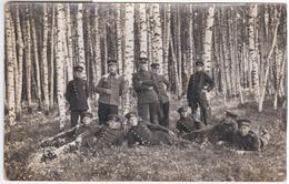 Lithuania Lietuva, Salociai, Pasvalys, War Soldiers Soldier WWI - Lithuania