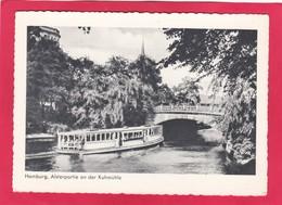 Modern Post Card Of Alsterpartie An Der Kuhmuhle,Hamburg,Germany,D24. - Germany