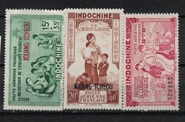 KOUANG-TCHEOU    N°  YVERT  :     PA 1/3  NEUF AVEC  CHARNIERES      (  CH  01/49 ) - Kouang-Tcheou (1906-1945)