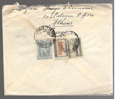 85826 - Pour Les ETATS UNIS - Grecia