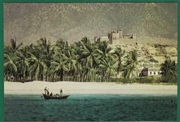 TAQAH DHOFAR SULTANATE OF OMAN Card Years 1980 ( Très Très Bon état ) +1568 - Oman