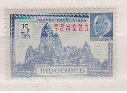 KOUANG - TCHEOU     N°  YVERT    139    NEUF SANS CHARNIERE      ( Nsch 02/09 ) - Kouang-Tcheou (1906-1945)