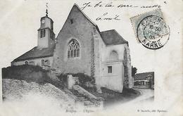 51)  BRUGNY   - L'  Eglise - Frankrijk