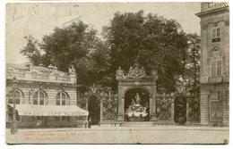 CPA - Carte Postale - France - Nancy - Place Stanislas - Grand Café Glacier - 1903 ( I10757) - Nancy